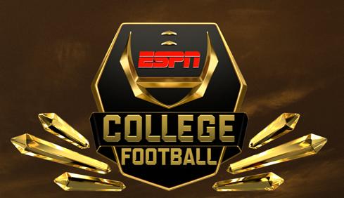 cfb scoreboard espn college football logo