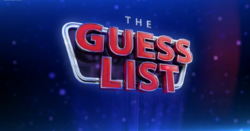 The Guess List