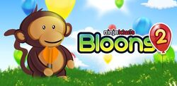 Bloons 2 Logo