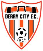Derry City FC logo (1986-1997)