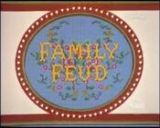 Family Feud 1992 pilot
