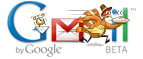 Gmail Thanksgiving 2007