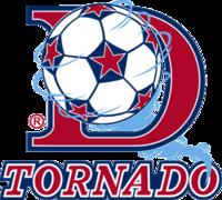 Dallas Tornado logo