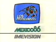 Los Protagonistas 1986