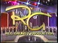 Reg Grundy 1983