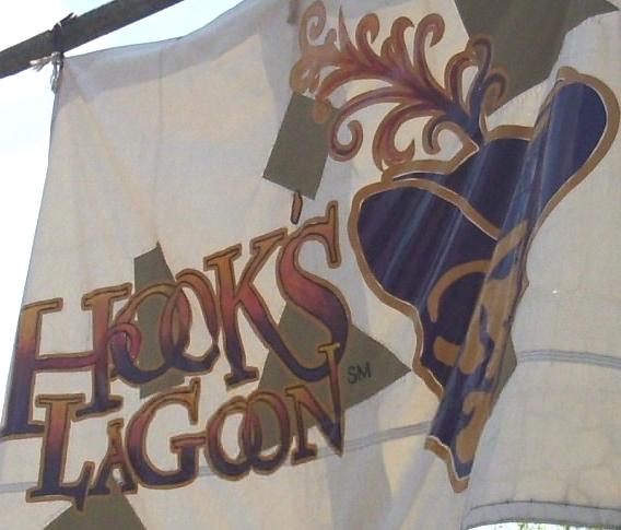 Hook's Lagoon logo