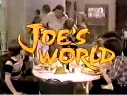 Joe s World12109
