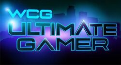 WCG Ultimate Gamer logo