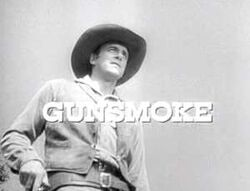 Gunsmoke (title screen)