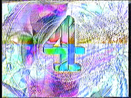 Channel 4 glitchy ident 1992