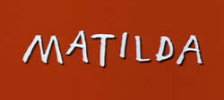 Logo Matilda