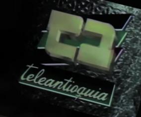 Logo teleantioquia 1995