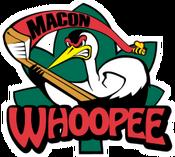 Macon Whoopee logo