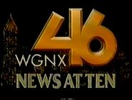 WGNX 46 News at Ten promo 1989