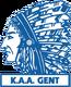 KAA Gent logo (1980-2009)