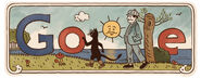 Google Josef Lada's 124th Birthday