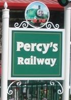 Percy's Railway logo