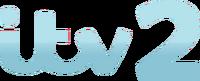 ITV2 2015 Blue-colored gradient