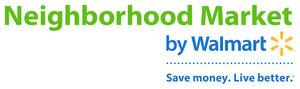 Neighborhood Market by Walmart Logo