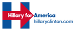 Hillary for American committee logo
