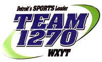 TEAM 1270 WXYT logo