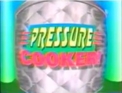 Pressure Cooker!
