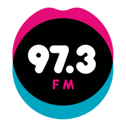 97.3fm logo