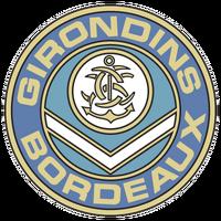 FC Girondins de Bordeaux logo (1970s)