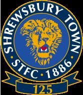 Shrewsbury Town FC logo (125th anniversary)