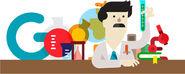 Google Hideyo Noguchi's 135th Birthday