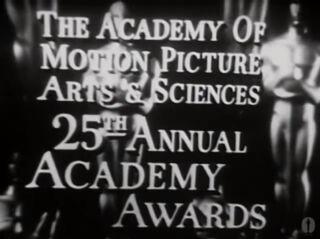 Oscars 1953