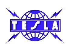 Tesla band logo