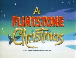 FlintstoneXmas-Title