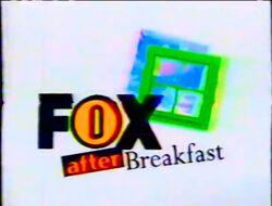 Fox After Breakfast