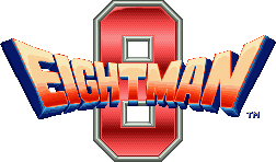Logo eightman