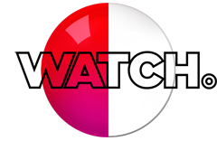 Watch logo 2012 white
