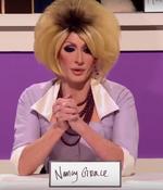 Detox as Nancy Grace