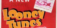 Looney Tunes Advertisements