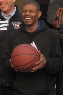 Muggsy Bogues (cropped)
