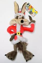 File:Wile E. Coyote Christmas plush.jpg