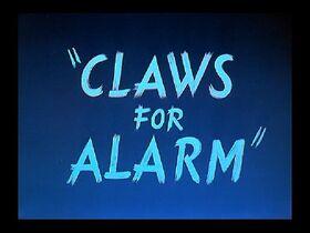 Clawsforalarm