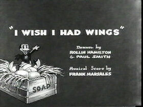 Iwishihadwings