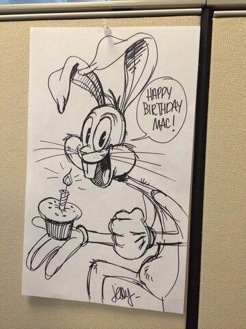 File:Bugs Bunny drawing.jpg