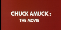 Chuck Amuck: The Movie