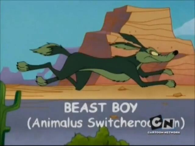 File:Beast Boy Wile E. Coyote.jpeg