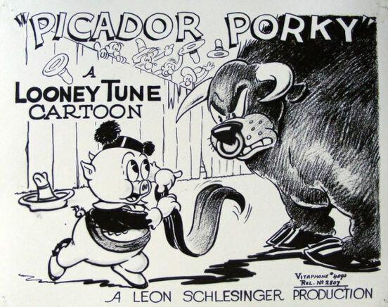 File:Picador-porky-us-lobbycard-porky-pig-1937-E5M7RD.jpg