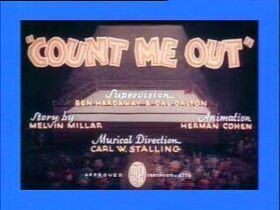 Count-Me-Out