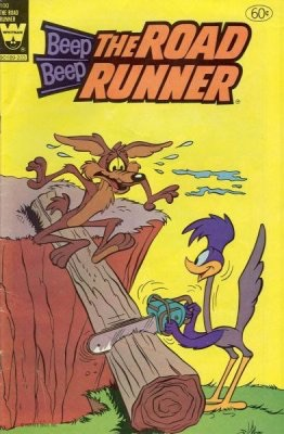 File:Beep Beep the Road Runner issue 100.jpg