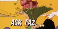 Ask Taz