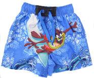 Boys Swim Shorts Taz 2-8 years